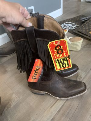 Ferrini boots for Sale in Highland, CA