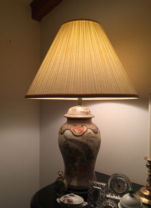 Hand painted lamp for Sale in Atlantic Highlands, NJ