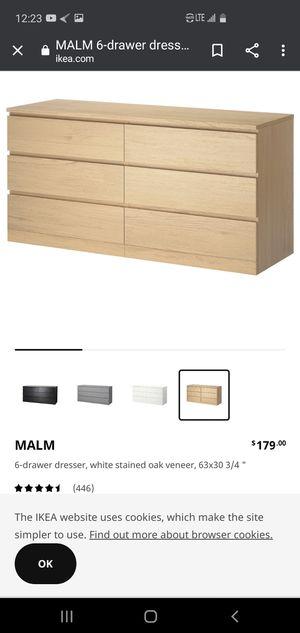 Dresser for Sale in San Jose, CA