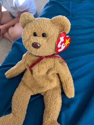 Curly Beanie Baby for Sale in Laveen Village, AZ