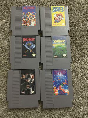 Original nintendo games for Sale in Hemet, CA