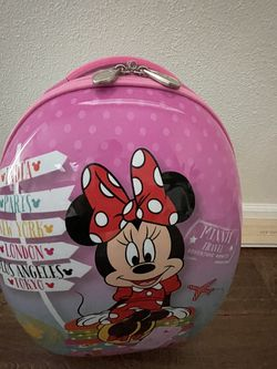 Minnie Mouse Travel Suitcase for Sale in Gresham,  OR