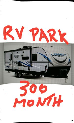 Rv park, fifthwheeler, camper space in Channelview. for Sale in Channelview, TX