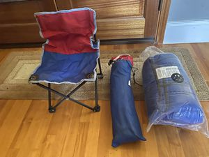NEVER USED CHILD CAMPING GEAR for Sale in Atlanta, GA