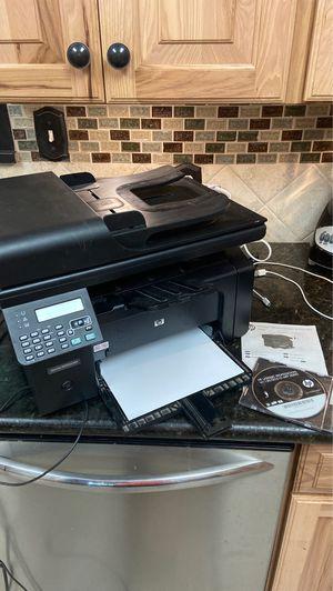 HP LaserJet Pro M1210 MFP Printer/scanner/Fax for Sale in Tacoma, WA