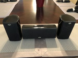 Klipsch hd500 surround speakers for Sale in Holiday, FL