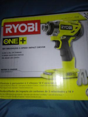 18v Ryobi Impact Gun 1/4 in for Sale in Turlock, CA