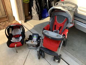 Chicco Stroller and car seat for Sale in Gilroy, CA