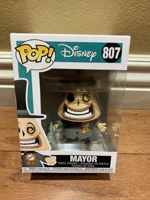 Funko Pop! The Nightmare Before Christmas Mayor for Sale in Anaheim, CA