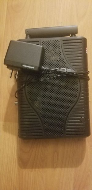 Zoom modem and router combo for Sale in Los Angeles, CA