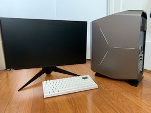 Alienware combo for Sale in Silver Spring, MD