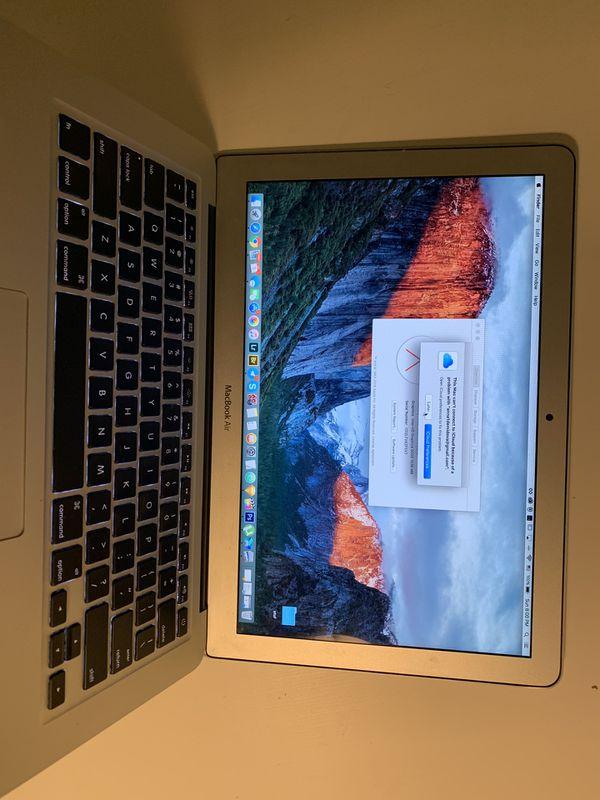 2013 MacBook Air 13 Inch Pre-Retina Laptop 1.3 i5 4GB Ram 128GB SSD Refurbished