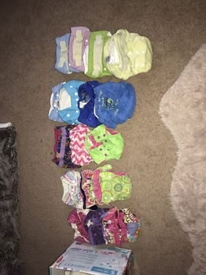Cloth diapers and covers for Sale in Terrell, TX