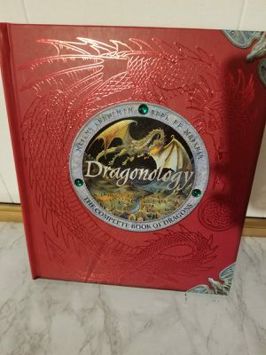 Dragonology: The Complete Book of Dragons by Ernest Drake for Sale in Warren, MI