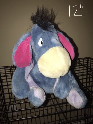 """12"""" Eeyore, no tail for Sale in Indianapolis, IN"""