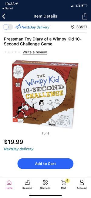 Game for kids for Sale in Plant City, FL