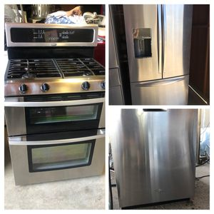 Whirlpool appliance set (3 pcs) for Sale in Phoenix, AZ