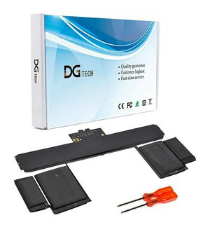 """DGTECH New A1437 Laptop Battery Compatible with Apple MacBook Pro 13"""" 13.3"""" Retina A1425(2012 2013 Version) Series 020-7851-A (11.21V 74Wh) for Sale in Doral, FL"""