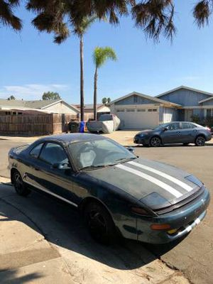 1991Toyota Celica gt sell-trade for Sale in San Diego, CA