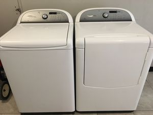 WHIRLPOOL CABRIO WASHER AND DRYER for Sale in Tolleson, AZ