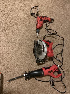 MasterCraft Corded Power Tools & Nail Gun for Sale in Lawton, OK