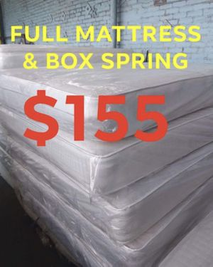 FULL MATTRESS SET for Sale in Los Angeles, CA