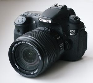 Canon 60D plus items for Sale in Stockton, CA