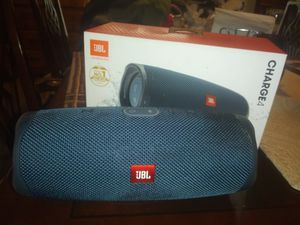 JBL Charge 4 Bluetooth Speaker for Sale in York, PA