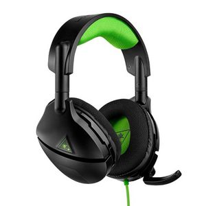 Turtle Beach - Recon 70 Wired Stereo Gaming Headset for Xbox One and Xbox Series X - Black/Green for Sale in Miami Gardens, FL