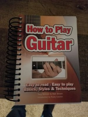 How to play Guitar for Sale in Monroe Township, NJ
