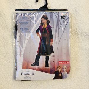 NWT Frozen 2 Anna costume for Sale in Indio, CA