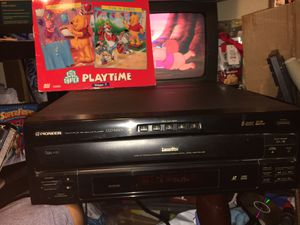 Pioneer LaserDisc Player *WORKS* for Sale in Fort Worth, TX