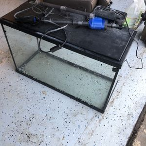 Fish Tank for Sale in Hanover Park, IL