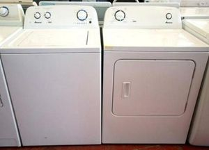 Amana washer and dryer set. for Sale in Auburndale, FL