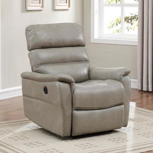 $850 Leather Recliner From Costco. for Sale in Vancouver, WA