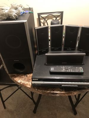 Sony surround sound for Sale in Fontana, CA
