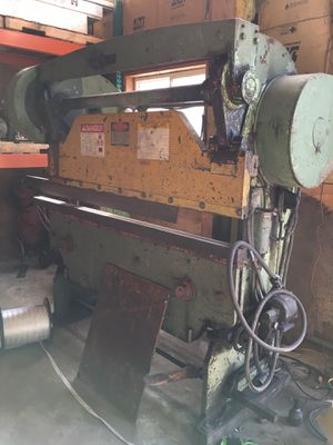 30 ton press brake for Sale in Port Orchard, WA