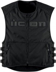 ICON motorcycle vest NEW!!!!!4-5xl!!! for Sale in Hoffman Estates, IL