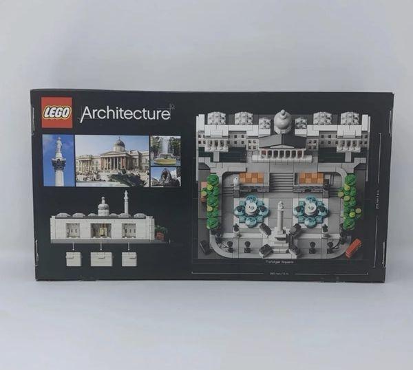 LEGO Architecture Trafalgar Square Set 1197 Pieces
