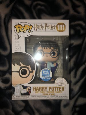 Harry Potter Invisible Cloak POP Funko limited edition #111 for Sale in West Covina, CA