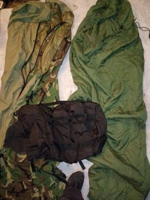 U.S. military modular sleeping bag for Sale in Columbus, OH