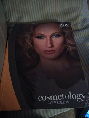Cosmetology book for Sale in Lewisburg, PA