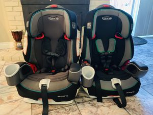 2 Graco 3 in 1 Harness Booster Child Car Seats for Sale in Corona, CA