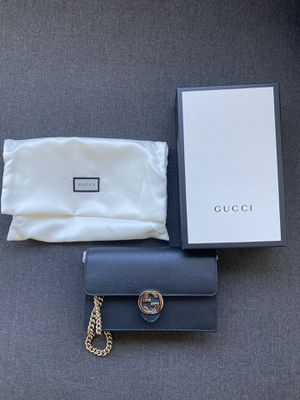 Authentic Black Gucci Bag (Details Below) for Sale in Los Angeles, CA