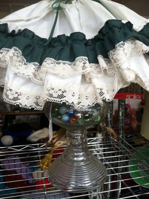 Electric hurricane lamp for Sale in Garfield Heights, OH