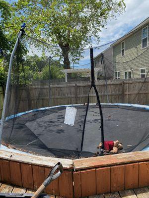 Trampoline for Sale in Norfolk, VA