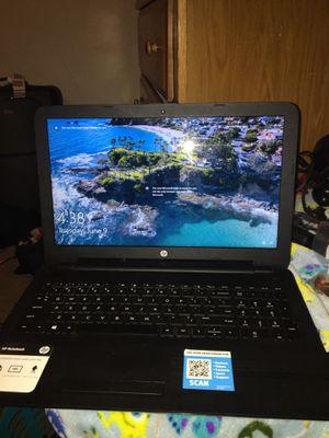 Hp laptop notebook 2017 for Sale in Salt Lake City, UT