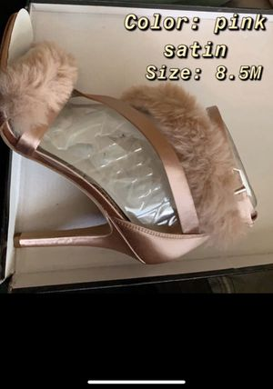 Satin blush Pink Sam Edelman Heels for Sale in Florissant, MO
