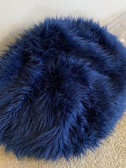 Potterybarn Teen Large Fur Been bag for Sale in Kirkland,  WA