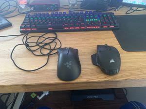 Gaming computer mouse for Sale in San Diego, CA